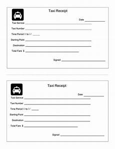 taxi receipt template laustereo com