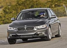 2012 bmw 3 series saving gas in a sports sedan