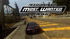 Need For Speed 2018 Reshade Test Need For Speed Most Wanted Redux
