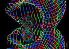 Lightpainting Formen Mit Licht Und Bunte Farben Bild 16