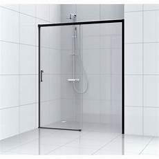 porte coulissante 100 porte de coulissante l 100 cm verre transparent