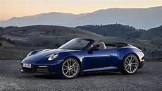 2020 Porsche 911 Cabriolet Spotted Next To Coupe In The