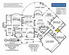 amicalola house plan amicalola cottage 12006 3572 garrell associates inc