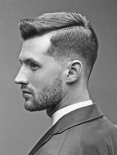 Coupe Homme Raie Rasee Coupe Cheveux Degrade