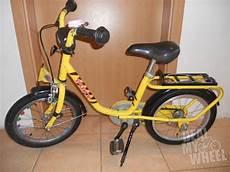fahrrad 16 zoll puky puky z6 16 zoll fahrrad tigerente neue gebrauchte