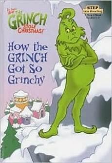 Grinch Malvorlagen Novel How The Grinch Got So Grinchy By Bonnie Worth