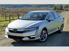 First Drive: 2018 Honda Clarity Plug in Hybrid   NY Daily News