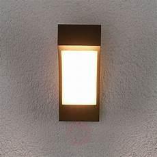 illuminazione esterna a parete acquista lada da parete lennik a led per esterni
