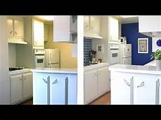 Temporary Kitchen Backsplash How To Decorate A Kitchen With Temporary Wallpaper And