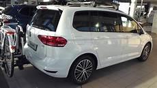 2018 vw touran sound 1 4 tsi 150 hp exterior