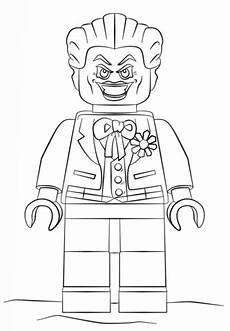 Ausmalbilder Superhelden Lego Ausmalbilder Lego Batman Joker Ninjago Ausmalbilder