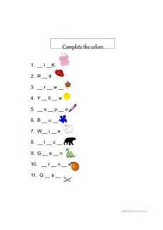 colors worksheets isl collective 12728 colors basic worksheet free esl printable worksheets made by teachers