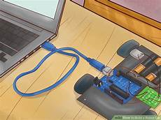 How To Build A Robot Car With Pictures Wikihow