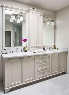 bathroom vanity mirror ideas gorgeous master bathroom features a light grey