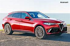 alfa s new large suv to spearhead electrification plans auto express