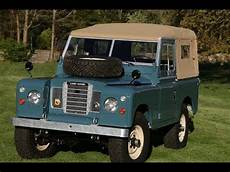 1973 Land Rover Series Iii Restoration Completed Project