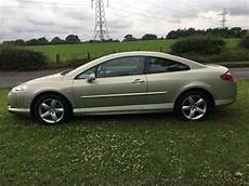407 coupé sport 2007 57 plate peugeot 407 2 0 hdi 136 bhp coupe sport satnav in stockport manchester gumtree