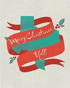 items similar to merry christmas y all texas print at home printable digital download
