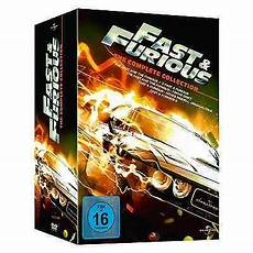 fast furious complete collection teil 1 5 5 dvds vin