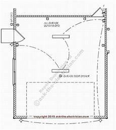 Electrical Diagram For Garage Circuit Diagrams