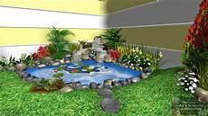 Desain Gambar Landscape 3d Jasa Hias Taman