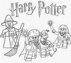 Malvorlagen Lego Harry Potter Lego Harry Potter Coloring Page Harry Potter