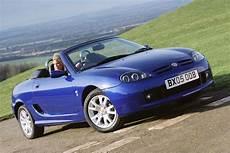 Mg Tf 2002 Car Review Honest