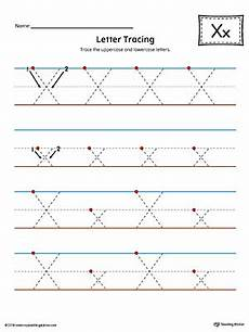 letter x traceable worksheets 24337 letter x writing steps mat printable color myteachingstation