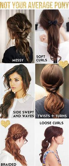 ponytail hairstyles for school 26 coolest hairstyles for school popular haircuts