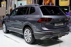 Volkswagen Tiguan Allspace Comfortline Eu Neuwagen Dortmund