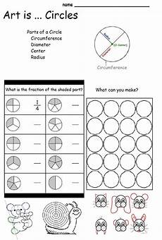 the smartteacher resource art is circles parts of a circle