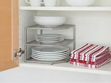 live simply all kitchen cabinet stacking shelves
