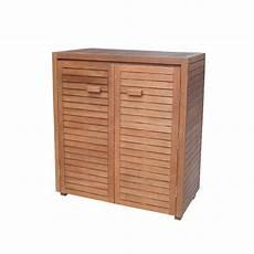 armoire basse en bois l 90 x l 48 x h 100 cm autres