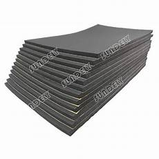 12 sheets sound proofing heat insulation sheet closed