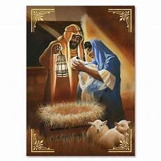 the birth of jesus american christmas card box the black art depot