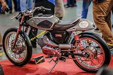 Modifikasi Suzuki A100 by Suzuki A100 Modifikasi Custom Caferacer Cafe Racers