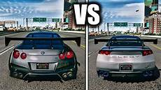 Gta V Cars Vs Real Cars Ultra Realistic Graphics Mod