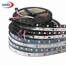 led strips 10 m ws2811 led strip 5m 30 48 60 leds m 10 16 20 pcs ws2811 ic
