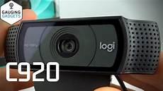 logitech c920 logitech c920 hd review and setup c920 test