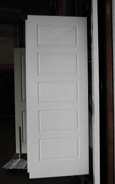 Masonite Doors by 5 Panel Painted White Riverside Smooth Masonite Hollow