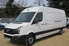 Used White Vw Crafter For Sale Suffolk