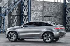 mercedes concept coupe suv look motor trend