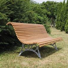 banc 233 l 233 gant pour jardins publics bancs publics axess