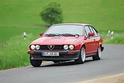 Alfa Romeo GTV6 28 Specificaties En Info  Classic Cars