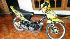 Variasi Motor Revo 110 by Modifikasi Drag Revo 110 Thecitycyclist