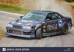 1998 Toyota Chaser Drift Car With Driver Dean Kearney At