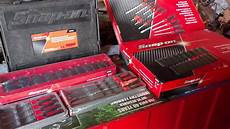 new tools snap on tool haul getting some needed tools