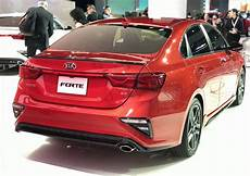 kia mexico forte 2019 2019 kia forte sedan vastly improved but unlikely to best