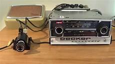 becker mexico cassette vollstereo for mercedes