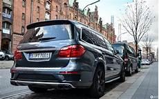 Mercedes Gl 63 Amg X166 11 November 2012 Autogespot